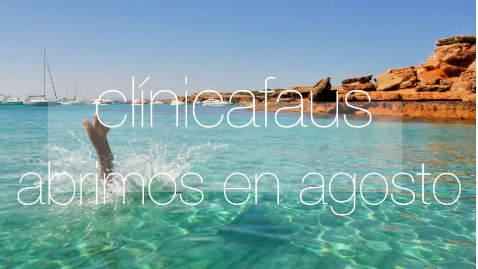 dentista clinica dental abierto agosto algemesi valencia